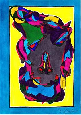 Dimensional Outlook Art Print