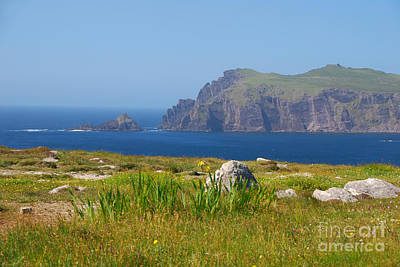 Photograph - Dingle Coast by Mary Carol Story