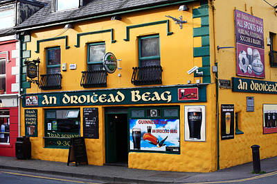 Beer Royalty-Free and Rights-Managed Images - Dingle County Kerry Ireland by Aidan Moran