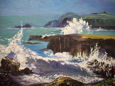 Dingle  - Kerry- Ireland Art Print