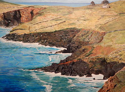 Painting - Dingle Peninsula by Betty-Anne McDonald