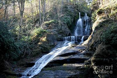 Photograph - Dingmans Falls by Living Color Photography Lorraine Lynch