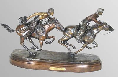 Sculpture - Dinnerbell by Hugh Blanding