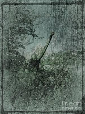 Photograph - Dinosaur Image by Maggie Vlazny