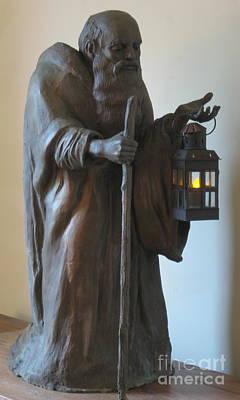 Diogenes With Lantern Original