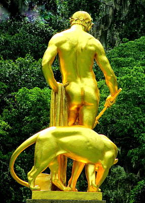Dionysus Photograph - Dionysus Rear by Randall Weidner