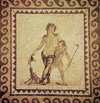 Dionysus Photograph - Dionysus/bacchus by Granger