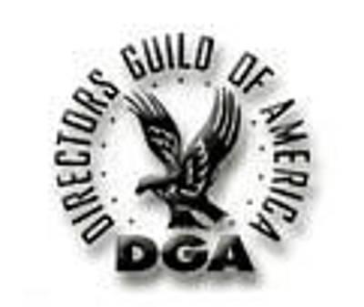 Digital Art - Director Guild by Chuck Staley