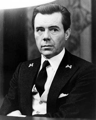 Dirk Photograph - Dirk Bogarde In Il Portiere Di Notte  by Silver Screen
