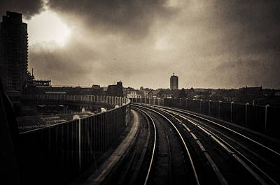 Photograph - Dirty London Town by Lenny Carter