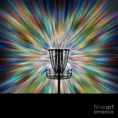 Disc Golf Art Fine Art America