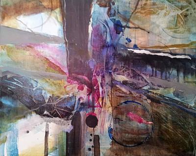 Discordant Dreams Art Print