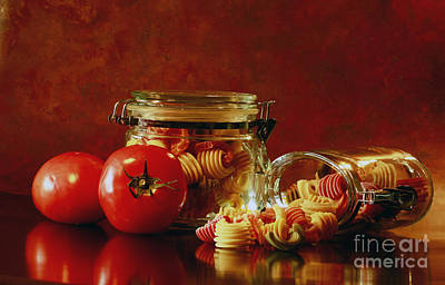 Discover A Taste Of Italy  Art Print by Inspired Nature Photography Fine Art Photography