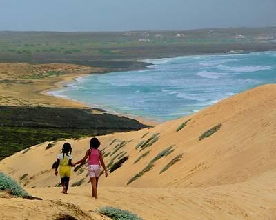 Discover Cape Verde Art Print