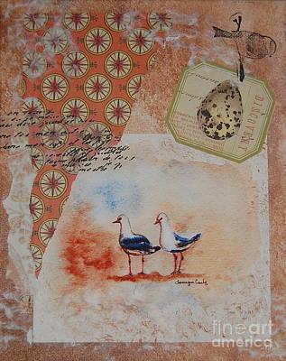Discovery  Art Print by Tamyra Crossley