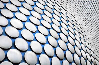 Birmingham Photograph - Discworld by Linda Wride