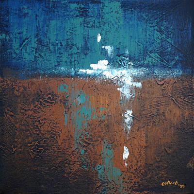 Painting - Disenchanted by Glenn Pollard
