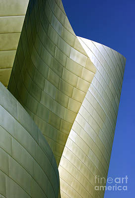 Target Threshold Photography - Disney Concert Hall 19 by Micah May