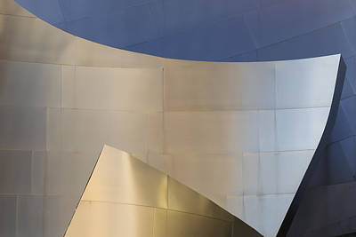 Photograph - Disney Concert Hall  Mg9417 by David Orias