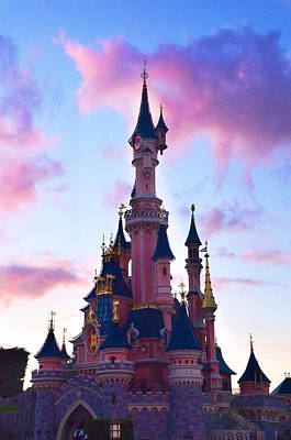 Photograph - Disney Dream by Catherine Murton