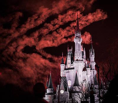 Travel - Disney on Fire by Sheri Bartoszek