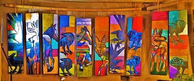 Photograph - Display At Hopi House by Lisa Dunn