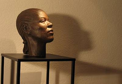 Display Sculpture - 2 Art Print by Flow Fitzgerald