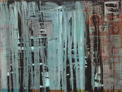 Painting - Dissolve C2011 by Paul Ashby