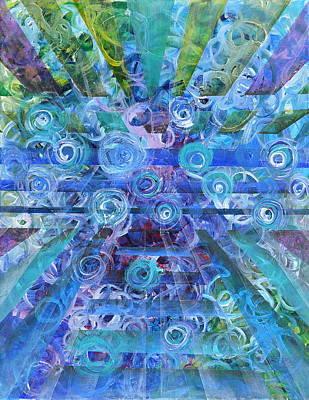 Painting - Dissonance by Regina Valluzzi
