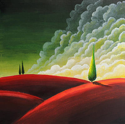 Goodbye Painting - Distance by Nirdesha Munasinghe