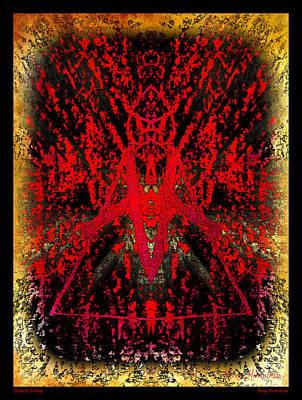Digital Art - Distant Galaxy by Roxy Hurtubise