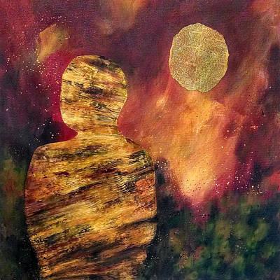 Distant Memories Original by Karen Koch
