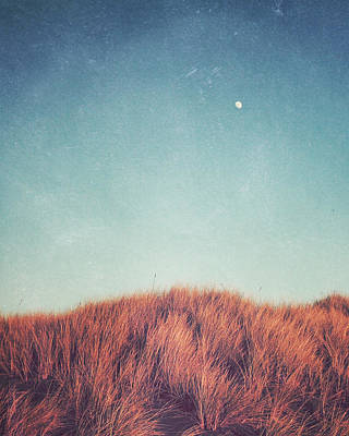 Photograph - Distant Moon by Lupen  Grainne