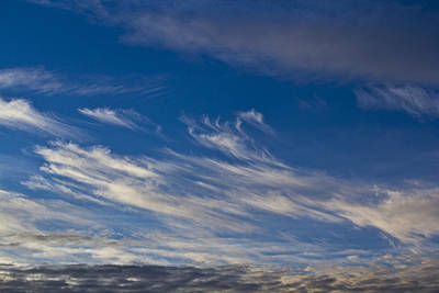 Photograph - Distant Sky by David Pyatt