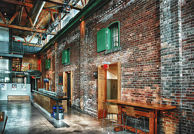 Photograph - Distillery District Of Toronto I by Patrick Boening
