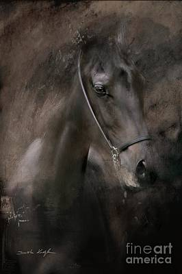 Distinguished Art Print by Dorota Kudyba