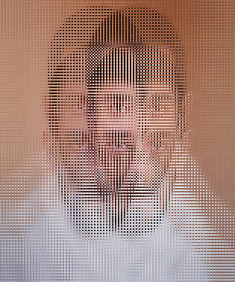 Photograph - Distorted In White by Antonio Arcos Aka Fotonstudio Photography