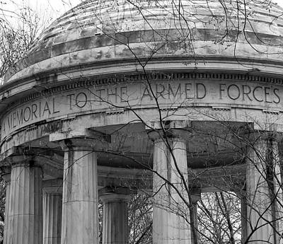 Beers On Tap - District Of Columbia World War I Memorial by Cora Wandel