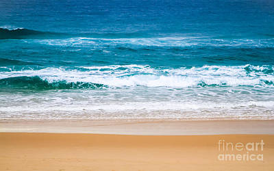 Photograph - Dive In At Salt Beach by Silken Photography