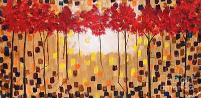 Painting - Diversity by Stefan Duncan