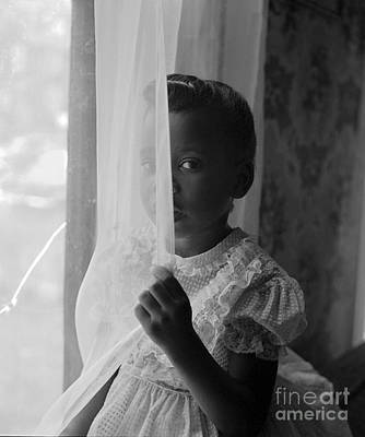 Photograph - Divided Child by Joan Liffring-Zug Bourret