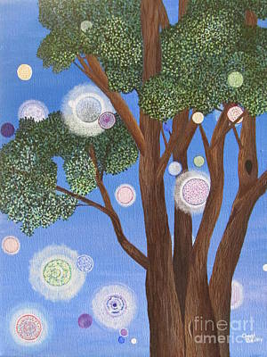 Painting - Divine Possibilities by Cheryl Bailey