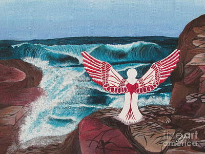 Painting - Divine Power by Cheryl Bailey