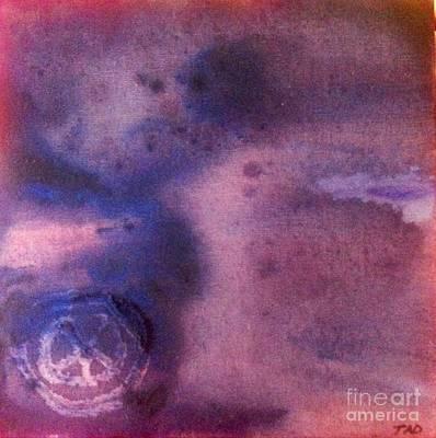 Ezekiel Painting - Divine Rootz by Trevor Desrosiers