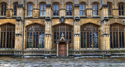 Photograph - Divinity School by Mick House