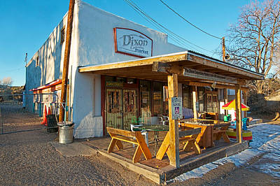 Photograph - Dixon Cooperative Market by Britt Runyon