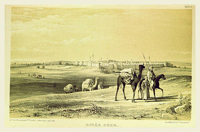 Diyar Bekr, Narrative Of The Euphrates Expedition Art Print by Litz Collection