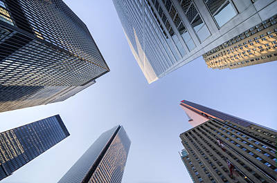 Photograph - Dizzying Heights by Ross G Strachan