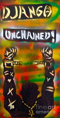 Django Unchained Original by Tony B Conscious