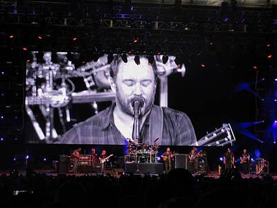 Photograph - Dmb Live by Aaron Martens
